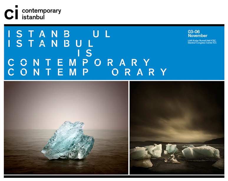 SAVE THE DATE / CONTEMPORARY ISTANBUL, 11th EDITION, 3-6 NOVEMBER 2016