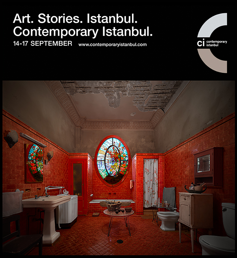 SAVE THE DATE / CONTEMPORARY ISTANBUL, 12th EDITION, 14-17 SEPTEMBER 2017